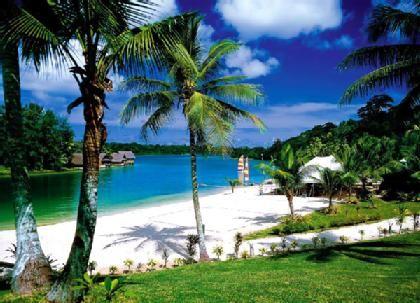Le Meridien Resort, Vanuatu.