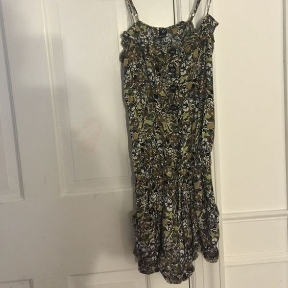 Camouflage Romper Never actually wore. Great condition! New but lost the tags. Other