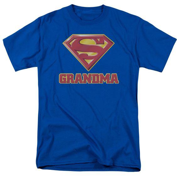 Superman Super Grandma