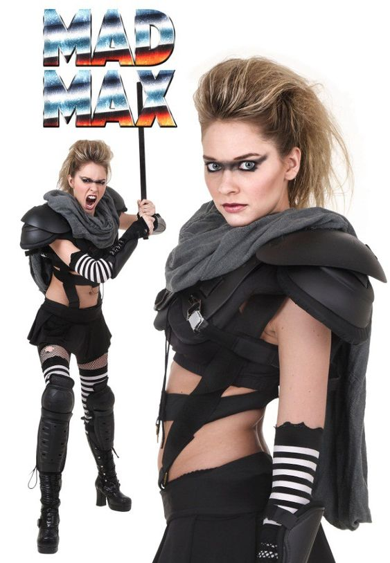 Mad Max: Fury Road was a hugely anticipated movie release of 2015. Here's how to put together a Mad Max inspired costume!