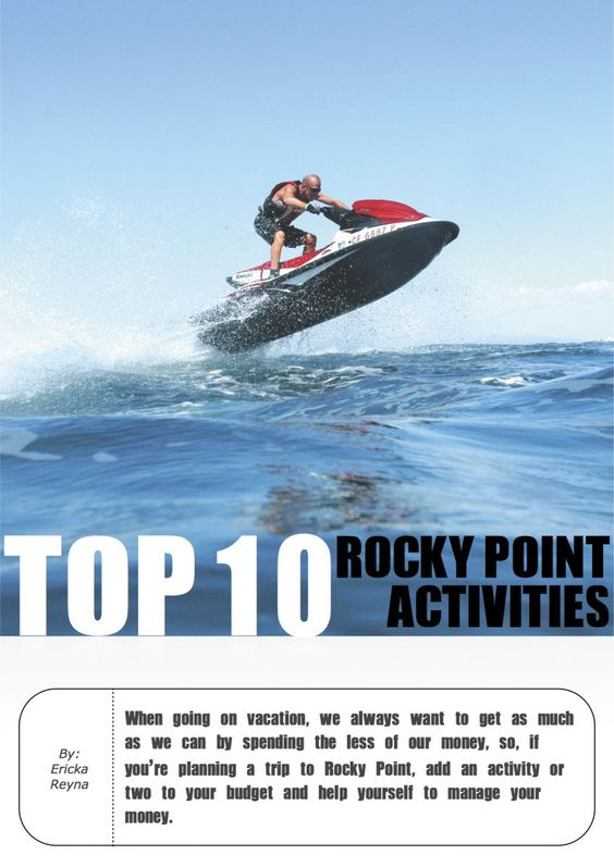 Rocky Point Mexico
