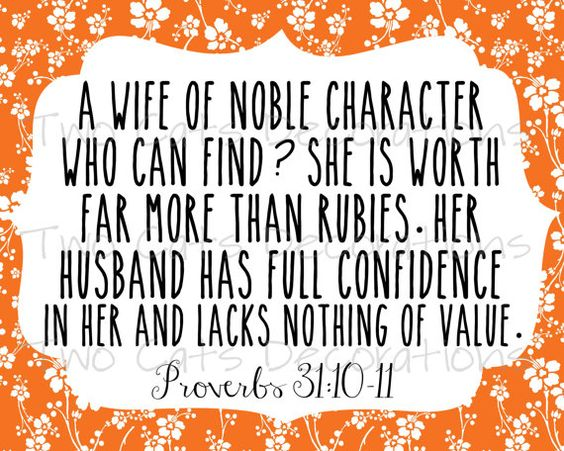 bible verses about marriage - photo #18