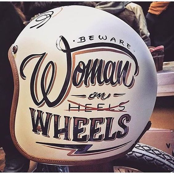 Vintage Motorcycle Helmet Cafe Racer Illustration Google