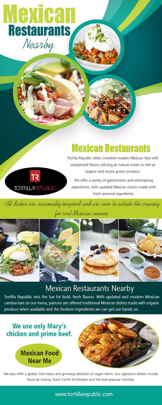 Food Nearby Mexican Restaurants
