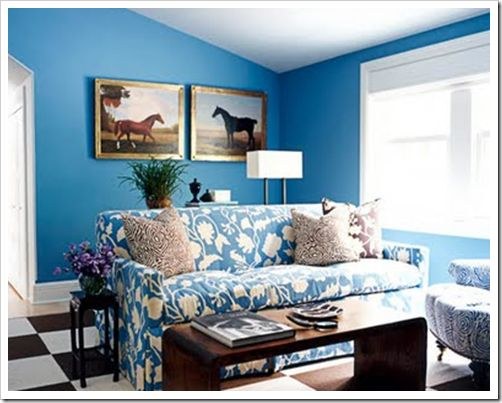 Farrow & Ball Cook's Blue 237 What Everyone should Know about Blue | Maria Killam | True Colour Expert | Decorator