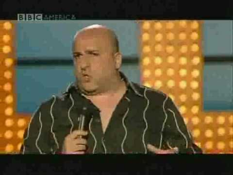 Omid Djalili in Jack Dee, Live at the Apollo (2)