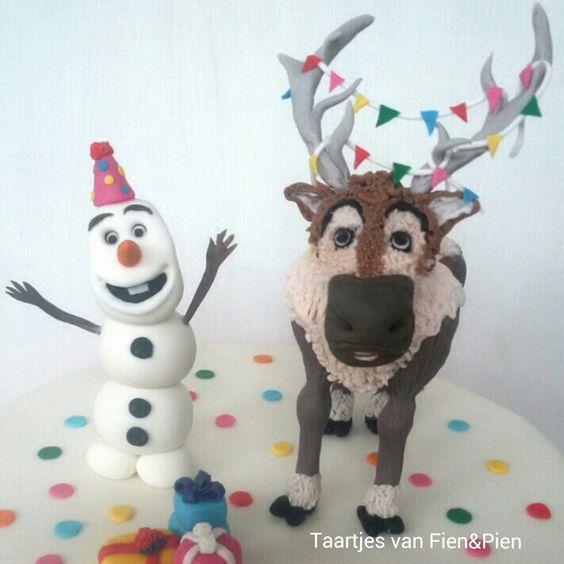 Olaf and Sven