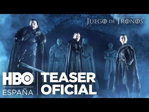 Juego De Tronos Temporada 8 Tráiler Español Hbo España Youtube Hbo Got Season 8 Game Of Thrones Fans