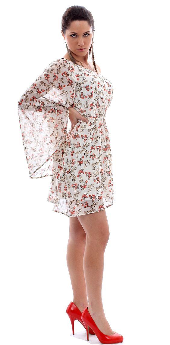 Halle One Shoulder Floral Dress i just £10.99. Special Offer & Wholesale Deal - Wholesale Pages
