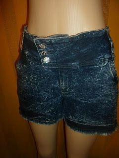 Brecho Online - Belas Roupas: Shorts W.Pink