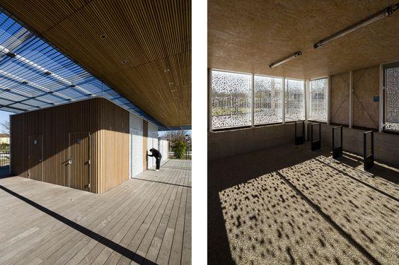 Batiments Tcsp Agence Y Architectes Architecte Batiment Agence
