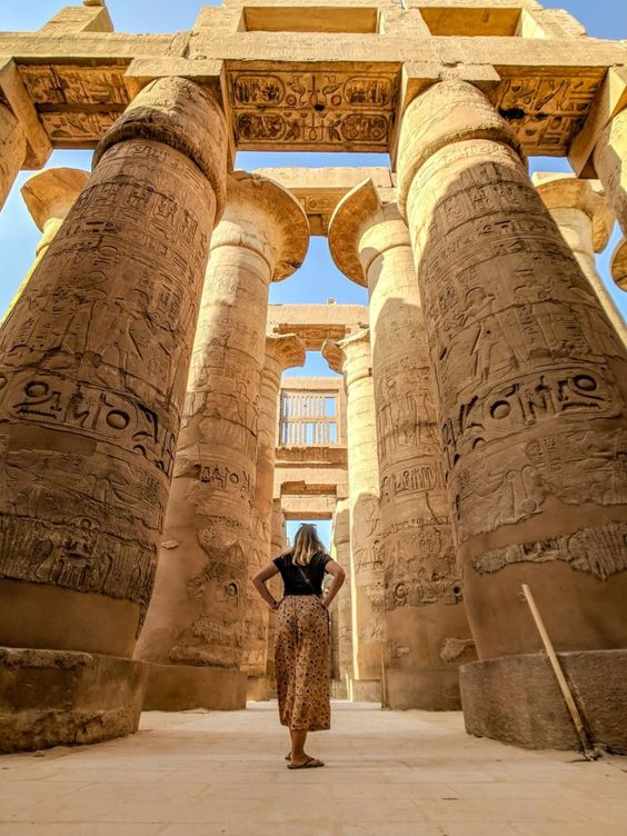 Ancient Egypt Adventure - Our 21st Century Odyssey