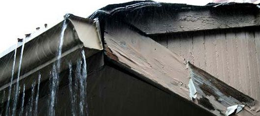 Fix Leaky Gutters Hire The Best Gutter Cleaning And Repair Services In Marietta Ga On Best Choice Home Crafters Visi Gutter Repair Painting Gutters Gutters