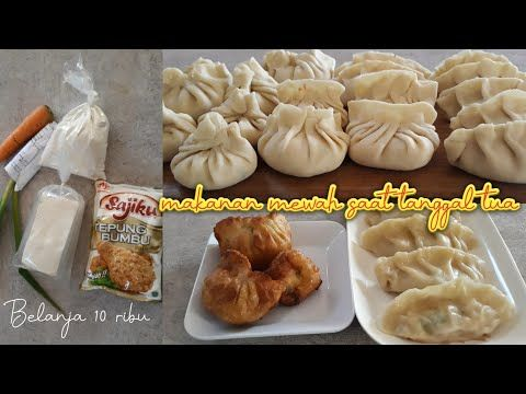 Membuat Gyoza Dimsum Tahu Ekonomis Cara Membuat Kulit Dimsum Makanan Enak Saat Tanggal Tua Youtube Makanan Makanan Enak Memasak