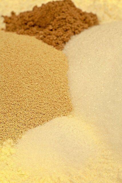 gluten free bread flour mix y una buena explicación de la tipos y propiedades