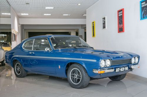 1973 Ford Capri Rs 2600 For Sale Picture 1 Of 6 Ford Capri