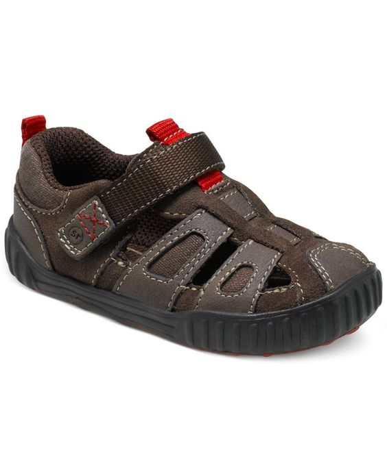 Stride Rite Toddler Boys' or Baby Boys' Srt Churchill Shoes