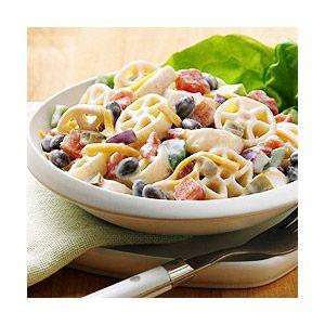 Pinwheel pasta salad recipe