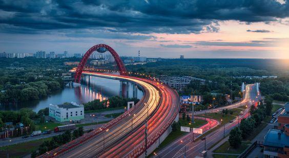 Живописный мост by Max Vysota on 500px