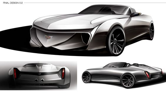 GM Design Competition 2013 on Behance
