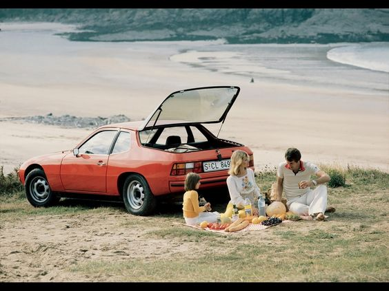 porsche picnic