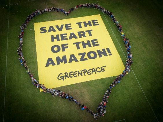 In pictures: Love the Amazon on Amazon Day! 5th September is the day the largest rainforest in the world is celebrated in Brazil. While climate change and deforestation are threatening the most biodiverse place in the amazon. | Greenpeace UK