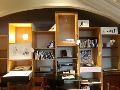 Vooruit Gent Boekenruilkast