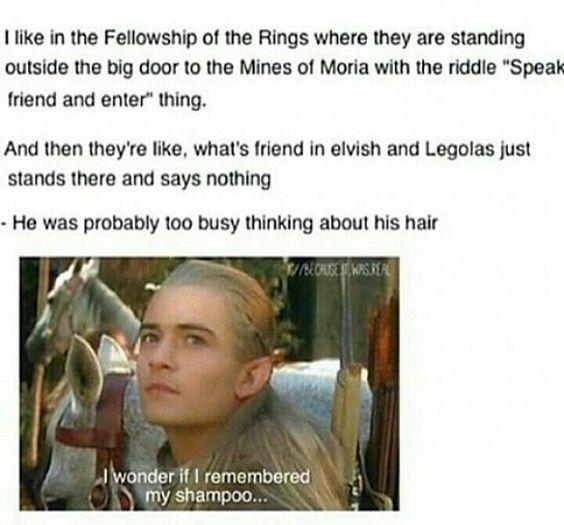 Legolas meme