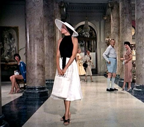 10 movies from the 1950s that every fashion lover should watch: Grace Kelly in To Catch a Thief