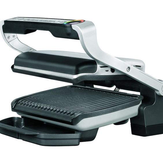T fal optigrill stainless steel indoor electric grill12 - T fal optigrill indoor electric grill ...