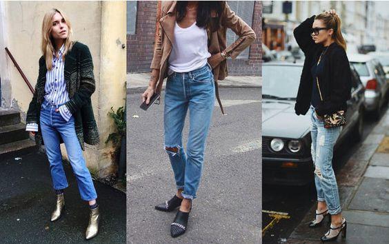 Move over Boyfriend! Jetzt kommt die Girlfriend-Jeans!