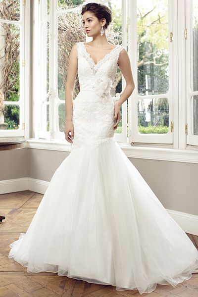 Mia Solano wedding gown