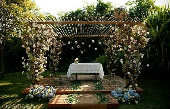 Simples e perfeito, Casamento no campo