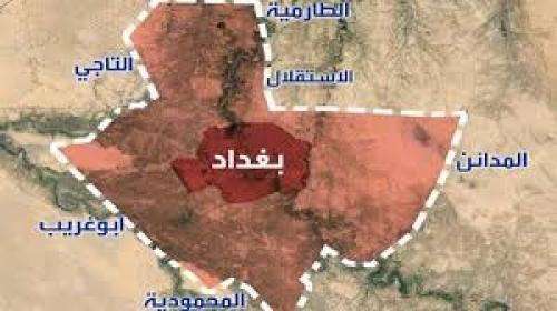 اعتقال مدير عمليات شرطة نينوى وثلاثة من مرافقيه لدى وصولهم الى بغداد