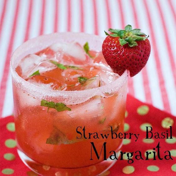 FAB's Cocktail of the Day Strawberry Basil Margarita  Every Hour is HAPPY HOUR with FAB Mobile Concierge Service. Who's up for a Strawberry Basil Margarita?  Ingredients: 2 oz Avion Tequila 4 Basil Leaves 4 Medium Strawberries muddled with  tspn. sugar 1/2 oz Cointreau  1/2 oz lime juice 1/2 oz Simple Syrup  Drink Responsibly and Enjoy!  #StrawberryBasilMargarita #AvionTequila #Avion #Strawberries #BasilLeaves #cointreau #WeDeliver #atlantabartender #mobileatlanta #mobilebartender #FAB…