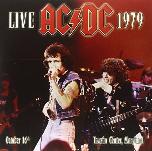 Live at Towson Center, MD, Oct [VINYL] CODA…