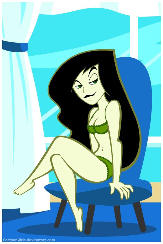 shego_1_of_Kim_Possible_by_CartoonGirls | ARTIST