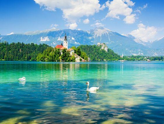 Lake Bled bus