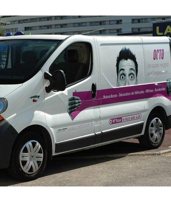 Dona un'immagine alla tua attività decorando i tuoi mezzi di trasporto! www.rananet.it