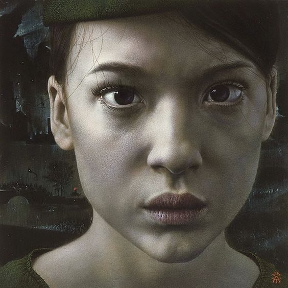 Paintings by Alexander Timofeev