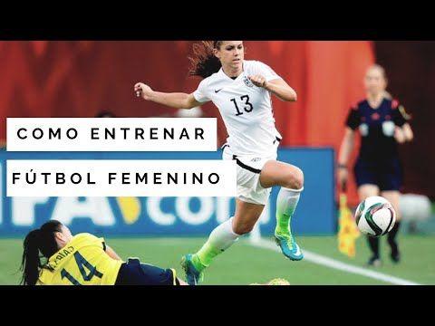 entrenamiento para futbol femenino