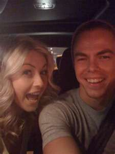 Derek and Julianne Hough - Dancing with the Stars, They are both so cute and my favorites. Brother and Sister!