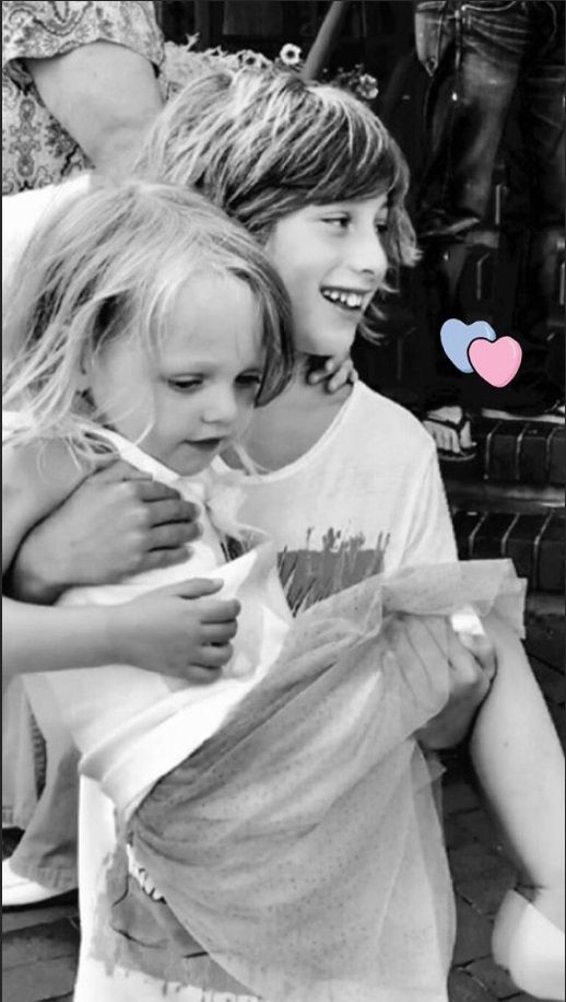 #Max #MaxLiron #Summer #SummerRain #Siblings #Xtina #ChristinaAguilera #Kids #Children #BigBrother #LittleSister