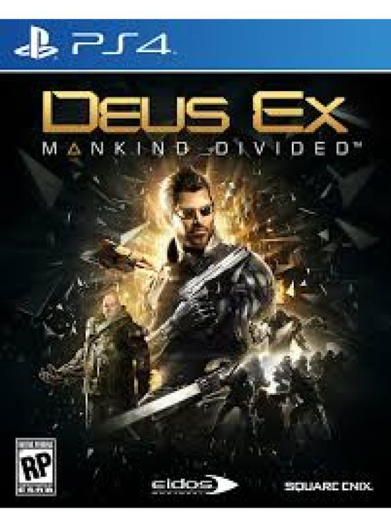 DEUS Ex Deus Ex: Mankind Divided is an upcoming cyberpunk-themed action role-playing video game—combining first-person shooter, stealth and role-playing elements—developed by Eidos Montreal and published by Square Enix .  Price: Rs.3,499.00