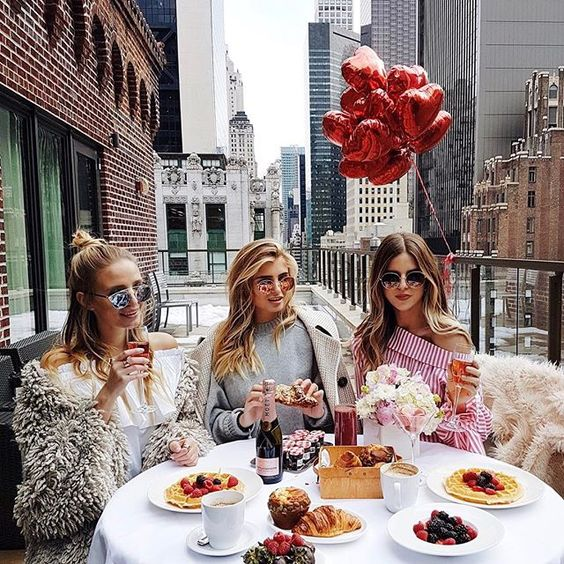 This is one of the best Galentine's day ideas to try this Valentine's Day!