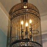Lots of really great ideas here: Vintage Birdcage, Decorating Ideas, Birdcage Chandelier, Hack Birdcage, Birdcage Lighting