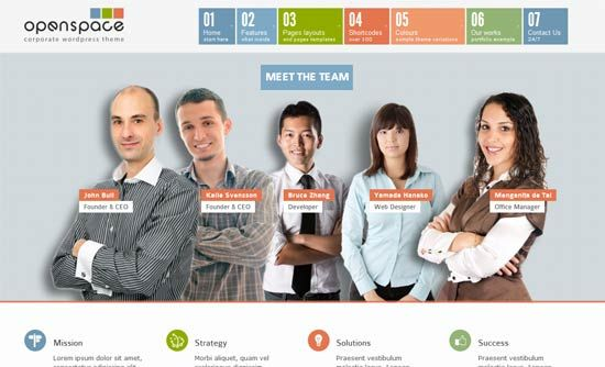 50 best consulting website templates free and premium web 50 best consulting website templates free and premium web design pinterest jquery slider website and business pronofoot35fo Choice Image