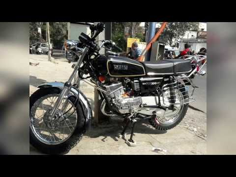 Yamaha Rx 100 Modified Bike Youtube Yamaha Rx100 Yamaha Bike