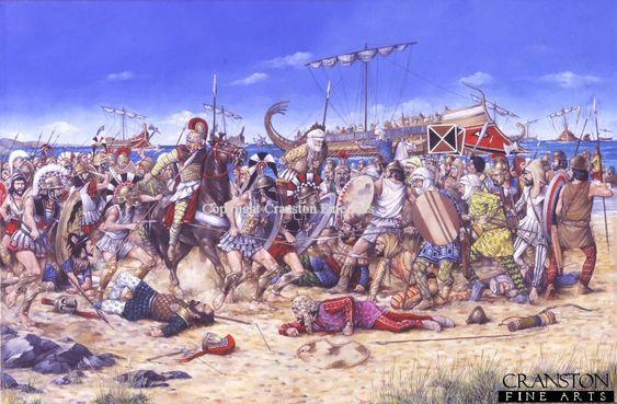 Battle of Marathon by Brian Palmer (AP)
