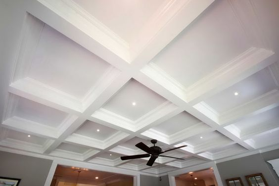 Coffered Ceiling Kits Lowes Home Design Ideas False Ceiling Coffered Ceiling Design False Ceiling Living Room